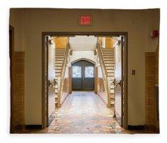 Port Washington High School 33 Fleece Blanket