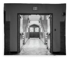 Port Washington High School 34 Fleece Blanket