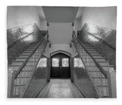 Port Washington High School 35 Fleece Blanket