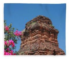 poshanu Tower Fleece Blanket