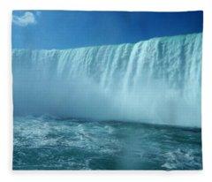 Power Of Water Fleece Blanket