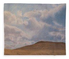 Prairie Hill Fleece Blanket