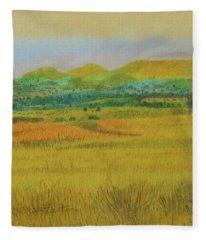 Prairie Reverie Fleece Blanket