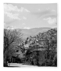 Pretoro - Landscape Fleece Blanket