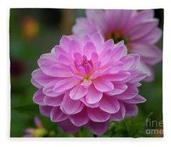 Pretty In Pink 1 Fleece Blanket