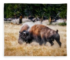 Primal Fleece Blanket