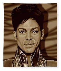 Prince 2 Gold Fleece Blanket