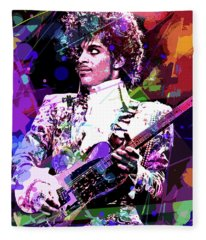Prince Fleece Blanket