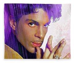 Prince For You Fleece Blanket