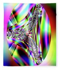 Prism Fleece Blanket