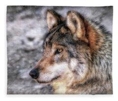 Profiling  Fleece Blanket