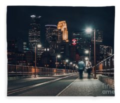 Promenade Fleece Blanket