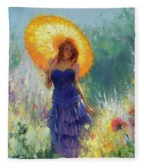 Promenade Fleece Blanket