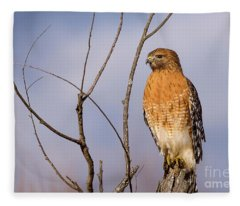 Proud Profile Fleece Blanket