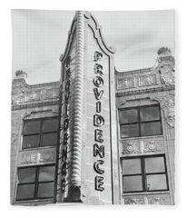 Providence Fleece Blanket