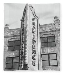 Providence Fleece Blanket