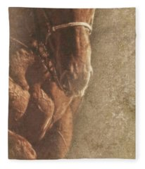 Prowess And Power Fleece Blanket