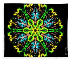 Psych4 Fleece Blanket