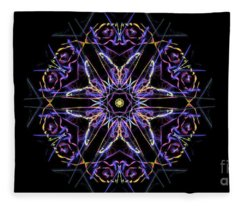 Psych5 Fleece Blanket