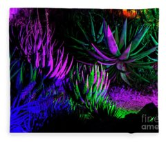 Psychedelia Fleece Blanket