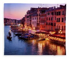 Pure Romance, Pure Venice Fleece Blanket