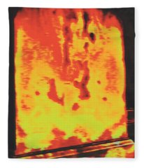 Putting Ego To Rest Fleece Blanket