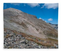 Quandary Peak Fleece Blanket
