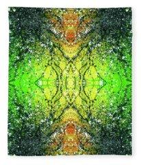 Quantum Gravity #1419 Fleece Blanket
