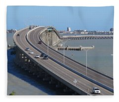 Queen Isabella Causeway Fleece Blanket