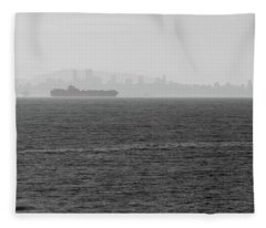 Quiet Giants Fleece Blanket