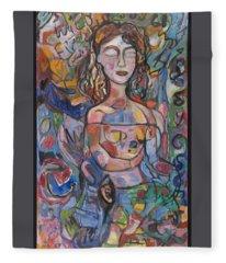 Radiance Fleece Blanket