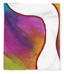 Radiant Resh Fleece Blanket