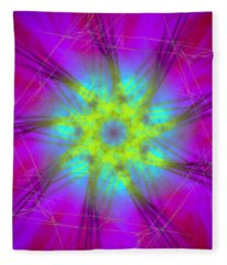 Radicanism Fleece Blanket