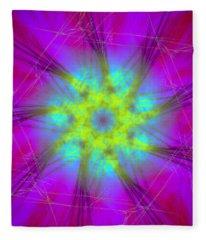 Radicanism Fleece Blanket