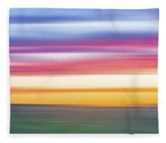 Rainbow Withouut Water X Fleece Blanket