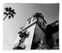 California Castle Fleece Blanket