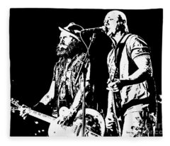 Rancid - Lars And Tim Fleece Blanket
