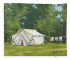 Randall's Camp Fleece Blanket
