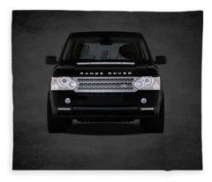Range Rover Fleece Blanket