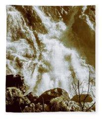 Rapid River Fleece Blanket