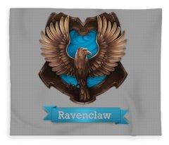 Ravenclaw Fleece Blanket
