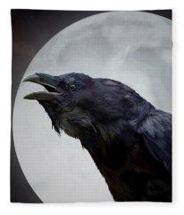 Ravensong Fleece Blanket