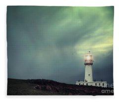Rays Of Hope Fleece Blanket