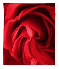 Ready For Love Fleece Blanket