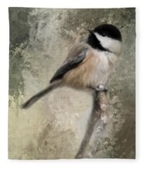 Ready For Spring Seeds Fleece Blanket
