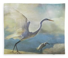 Ready To Soar Fleece Blanket