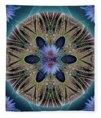 Rebirth Rising Fleece Blanket