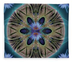 Rebirth Rising Fleece Blanket