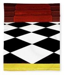 Red Carpet Treatment Fleece Blanket