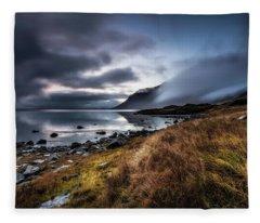 Redemption Fleece Blanket